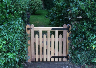 The Wharfe Garden Gate