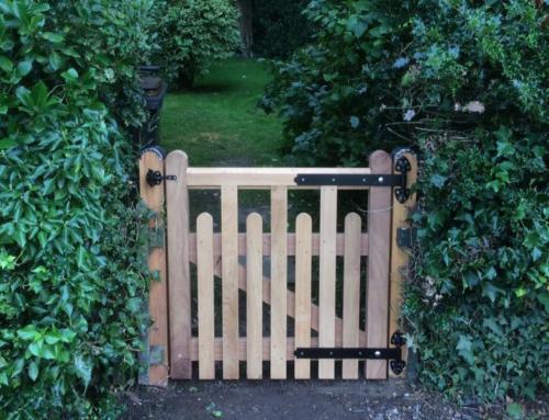 Garden Gate – Wharfe