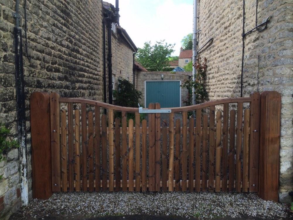 Coulton Garden Gate