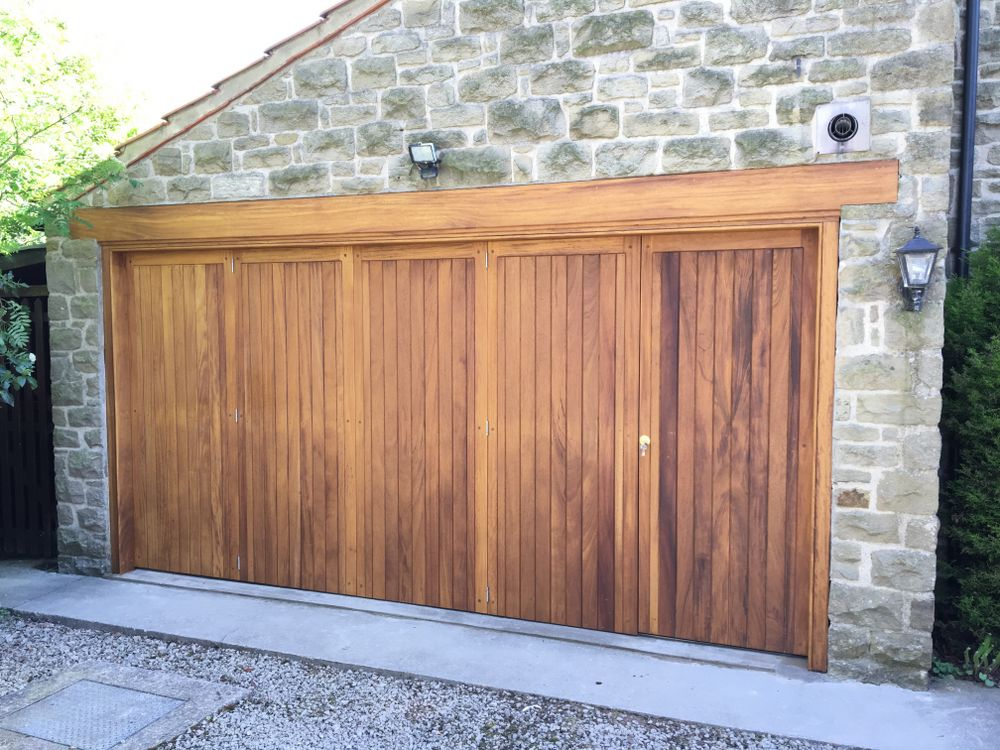 Handmade Garage Doors