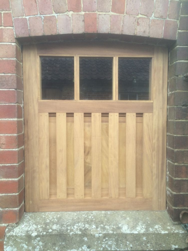 Outbuilding and Stable Doors