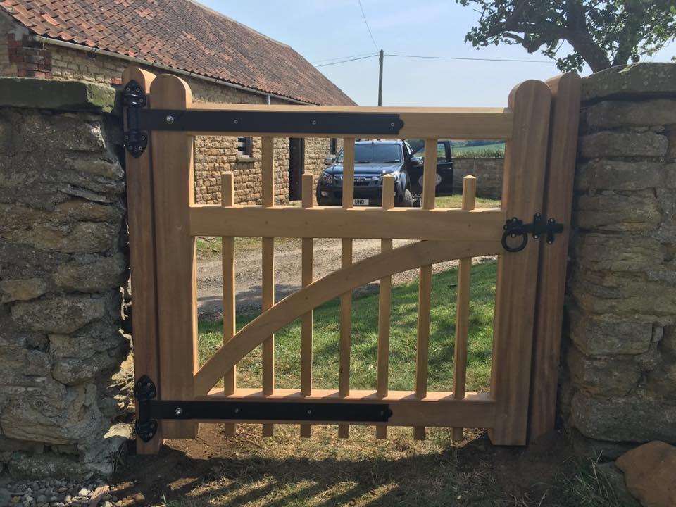 Skipton Garden Gate