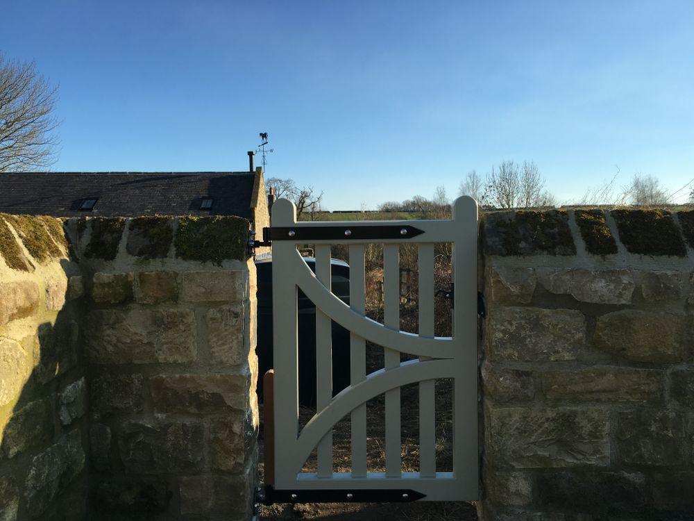 The Thixendale Gate Range