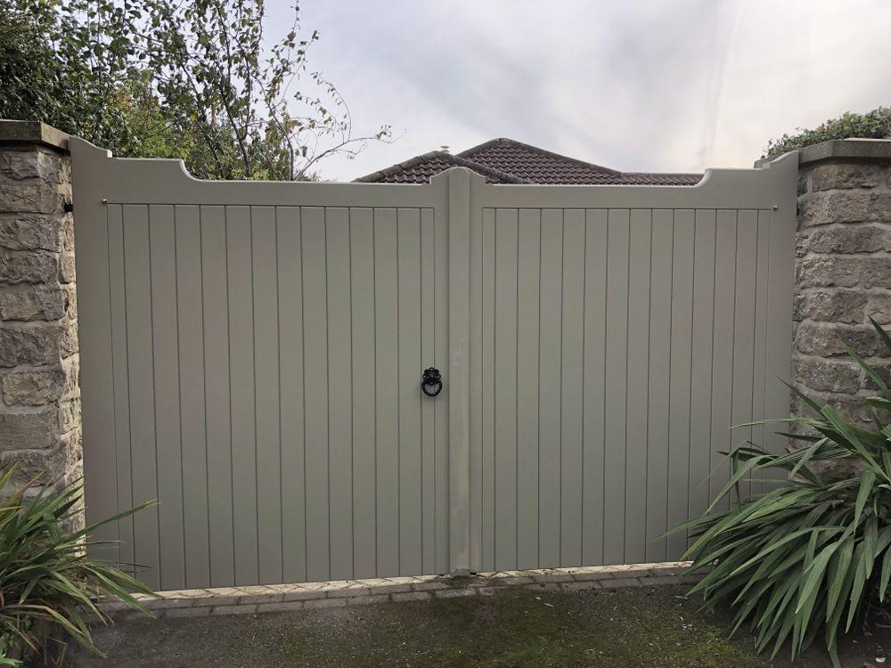 Bespoke Gate Commissions